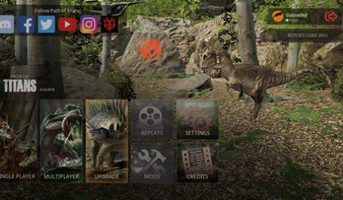 Path of Titans เกมส์จำลองชีวิตไดโนเสาร์ เอาตัวรอดในโลกยุคดึกดำบรรพ์ มีให้เล่นทั้ง PC และ Mobile