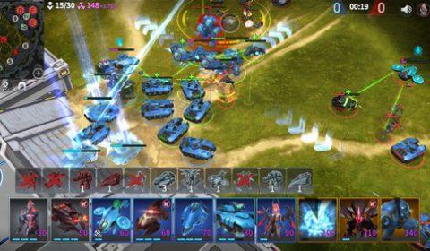 พาไปลอง Ever Storm เกมส์มือถือใหม่แนว RTS จากจีนน่าจับตาเปิดให้ทดสอบทั้ง iOS และ Android