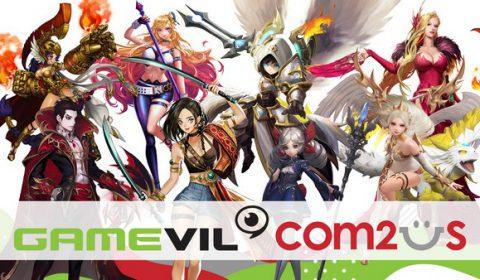 Gamevil Com2uS ขึ้นโผอันดับ 7 ผู้ให้บริการเกมมือถือแห่งปี ใน App Annie Top Publisher Awards 2020