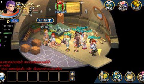 Wonderland Online Mobile เกมส์ Turn-Base จากผู้สร้างระดับตำนานพร้อมเปิดให้บริการทั้งระบบ iOS และ Android แล้ววันนี้