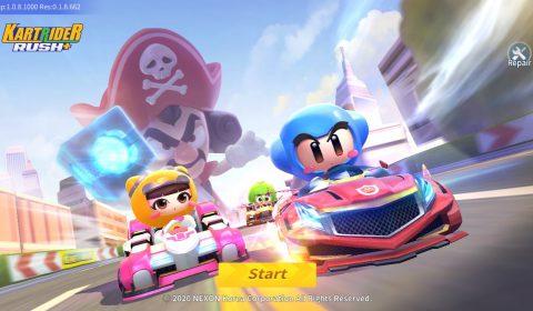 (รีวิวเกมมือถือ) KartRider Rush+ ตำนานเกมแข่งรถ มาแล้วบนมือถือ!