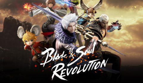 มาแน่นอน เกมแอคชั่นฟอร์มยักษ์ ที่ไม่ได้มีดีแค่ภาพสวย Blade&Soul Revolution