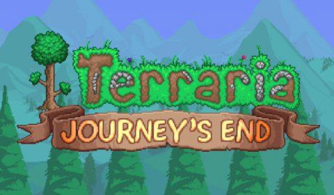 การเดินทางครั้งสุดท้ายของเกมที่เป็นตำนานไปตลอดกาล Terraria 1.4 : Journey's End