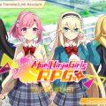 (รีวิวเกมมือถือ) Moe! Ninja Girls RPG เกมตะลุยด่านรวมพลสาวๆ นินจาในเนื้อเรื่องสุดฮา