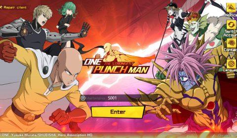 (รีวิวเกมมือถือ) One Punch Man: The Strongest เกมจากอนิเมะดัง ลงมือถือพร้อมภาษาไทยแล้ว!