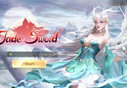 (รีวิวเกมออนไลน์) Jade Sword เกม MMO ออโต้โลกแห่งเซียน ภาพสวยลื่นปรี๊ด!
