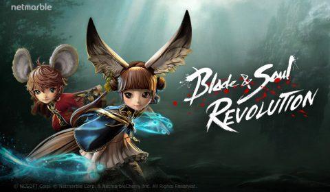 (รีวิวเกมมือถือ) Blade&Soul Revolution สุดยอดเกม MMO บนมือถือที่ต้องลอง!
