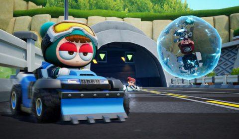 แฟน KartRider ห้ามพลาด!! ลงทะเบียนเข้าร่วม CBT2  KartRider: Drift บนพีซีเปิด 16 สนาม และ รับบอลลูนสุดพิเศษฟรีก่อนใคร!! เร็วๆ นี้