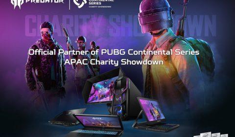 PUBG Continental Series Charity Showdown – APAC การแข่งขันสุดยิ่งใหญ่ได้เริ่มขึ้นแล้ว
