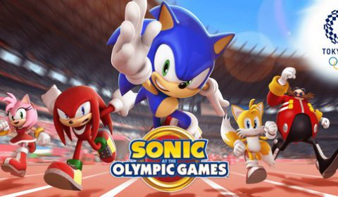 Sonic At The Olympic Games Tokyo 2020 เจ้าเม่นสายฟ้าพร้อมพาคุณสัมผัสบรรยากาศงานโอลิมปิค เปิดให้บริการแล้ววันนี้ทังระบบ iOS และ Android