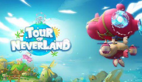 [รีวิวเกมมือถือ] ฟาร์มแสนสนุกกับเกาะแสนสุขใน Tour of Neverland