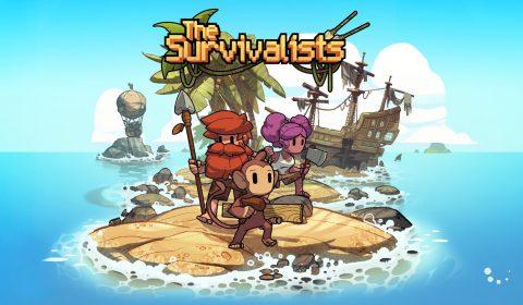 [รีวิวเกม PC]มากันเป็นทีม! แก๊งป่วนก๊วนติดเกาะ The Survivalists เกมเซอร์ไวเวอร์ที่เล่นกันแบบ Co-op ได้