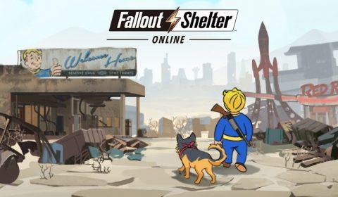 (รีวิวเกมออนไลน์) Fallout Shelter Online ภาคต่อของเกมสร้างฐานโลกหลังสงครามนิวเคลียร์ที่แฟนๆ รอคอย!