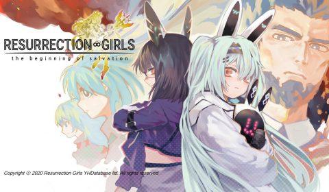 (รีวิวเกมมือถือ) Resurrection Girls คุมเหล่าแอนดรอยด์สาว กับเกมวางแผนแบบ REAL TIME