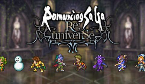 (รีวิวเกมมือถือ) Romancing SaGa Re;univerSe เกม JRPG ภาคต่อระดับตำนาน เปิดให้เล่นแล้ว