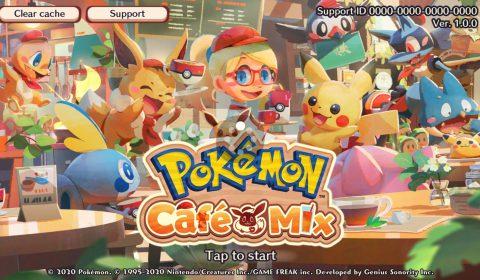 (รีวิวเกมมือถือ) Pokémon Café Mix ดูแลร้านคาเฟ่พร้อมกับโปเกม่อนตัวโปรด