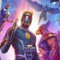 พบกับสงครามการต่อสู้ของเหล่าผู้พิทักษ์ดวงดาวจาก The Guardians of the Galaxy ใน MARVEL Future Fight อัปเดตแล้ววันนี้!