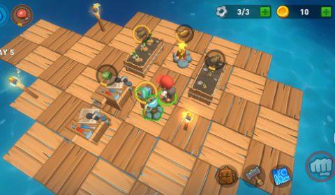 Epic Raft เกมส์เอาตัวรอดกลางมหาสมุทรบนมือถือ พร้อมเปิดให้ทดสอบบนระบบ Android แล้ววันนี้
