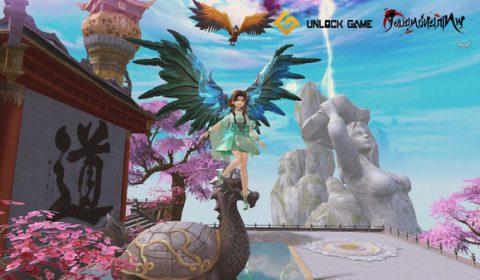 จอมยุทธ์หยกเทพ–ราชาแห่งสวรรค์ เกมมือถือใหม่บินได้ทุกที่จาก UnlockGame เตรียมเปิดเวอร์ชันไทย เร็วๆ นี้