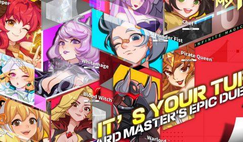 [รีวิวเกมมือถือ]มาแล้วเกม RPG Turn Base ผสมแนวการ์ด มันสุดหยุดไม่อยู่ My Turn : Infinite Magic Duel