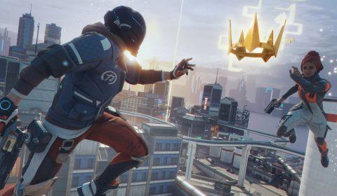 (รีวิวเกม PC) HYPER SCAPE เกมแบทเทิลรอยัลความเร็วสูงโลกไซไฟ จาก Ubisoft