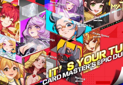 (รีวิวเกมมือถือ) My Turn: Infinite Magic Duel เกมดวลการ์ดฉบับการ์ตูนแฟนตาซี