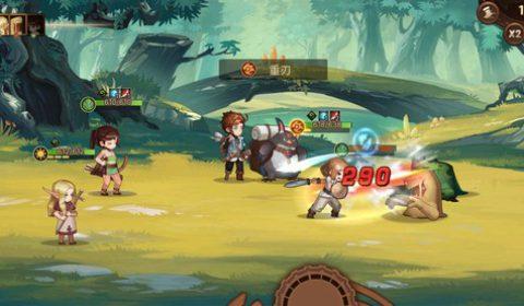 Dungeon Fantasy เกมส์มือถือใหม่แนวสำรวจดันเจี้ยนสุดคลาสสิคน่าเล่นเปิดให้บริการในจีนทั้ง iOS และ Android