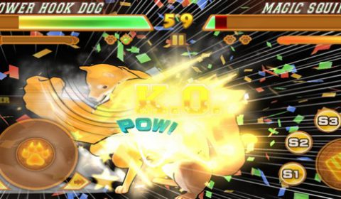Fight of Animals เกมส์มือถือใหม่แนวต่อสู้สุดแนวพร้อมเปิดให้บริการทั้งระบบ iOS และ Android