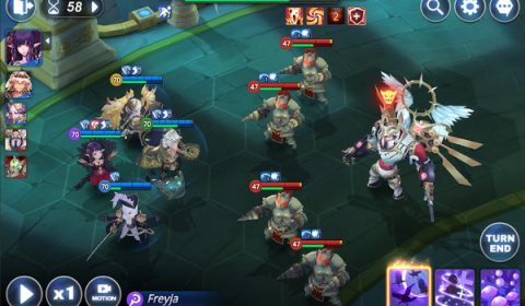 Kingdom of Heroes: Tactics War เกมส์มือถือใหม่แนว Mobile SRPG จาก NEOWIZ พร้อมเปิดลงทะเบียนล่วงหน้าแล้วทั้ง iOS และ Android
