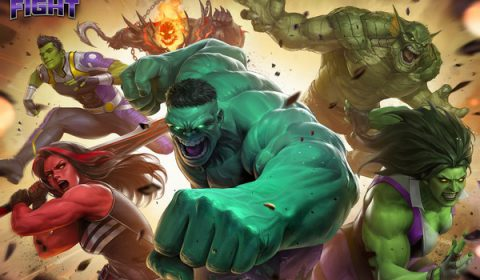 ปล่อยพลังหมัดยักษ์ตัวเขียวจอมพลัง ฮัลค์ (Hulk) ในการอัปเดตสุดตื่นตาตื่นใจ MARVEL Future Fight