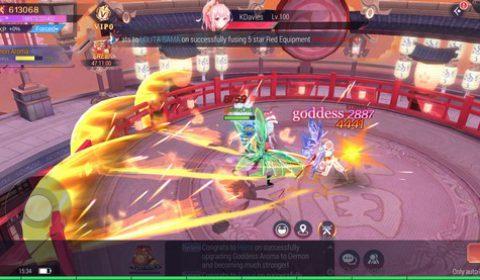 Goddess MUA เกมส์มือถือใหม่แนว AFK MMO พร้อมเปิดให้บริการทั้งระบบ iOS และ Android แล้ววันนี้