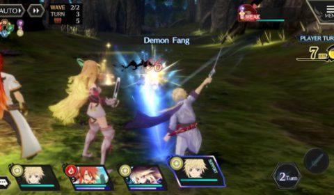 Tales of Crestoria เกมส์มือถือใหม่จาก Bandai Namco พร้อมเปิดให้เกมเมอร์ชาวไทยได้สนุกทั้งระบบ iOS และ Android แล้ววันนี้