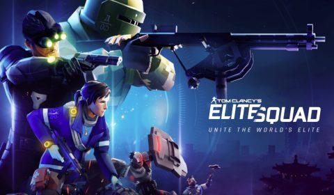 (รีวิวเกมมือถือ) Tom Clancy's Elite Squad รวมพลยอดทหารของ Tom Clancy ในแบบฉบับ RPG