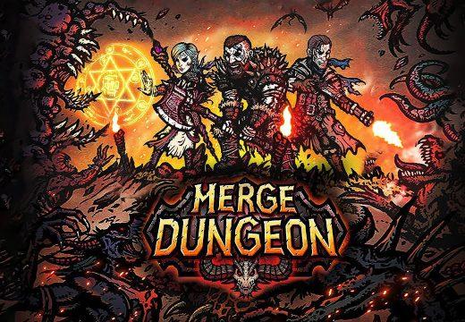 [รีวิวเกมมือถือ] รวมพลังถล่มดันเจี้ยนสุดโหด MERGE DUNGEON