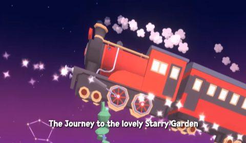 [รีวิวเกมมือถือ]มาสร้างสวนดูดาวกับเหมียวน่ารักใน Starry Garden