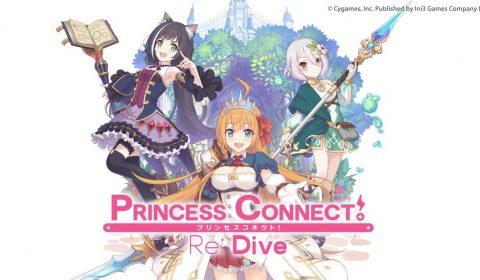 (พรีวิวเกมมือถือ) Princess Connect! Re: Dive สัมผัสกับเกมอนิเมะดังในเซิร์ฟไทย