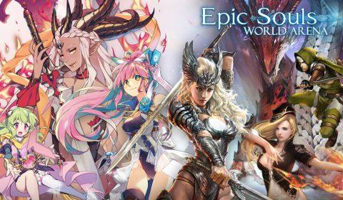 (รีวิวเกมมือถือ) Epic Souls: World Arena รวมพลตัวละครจากเทพนิยายในเกมตะลุยด่าน