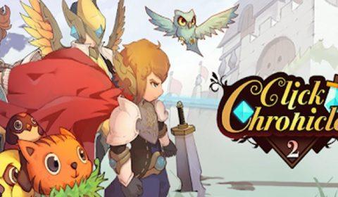 (รีวิวเกมมือถือ) Click Chronicles 2 เกมคลิกเกอร์แนวตั้งแนวแฟนตาซี