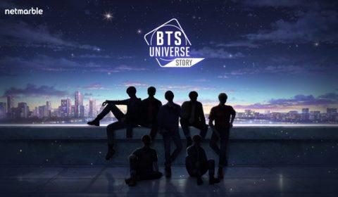 เน็ตมาร์เบิ้ลเตรียมปล่อยเกมใหม่ล่าสุดจาก IP BTS ที่แฟนๆต่างรอคอย อย่าง BTS Universe Story พร้อมชมทีเซอร์ที่นี่เป็นครั้งแรก!