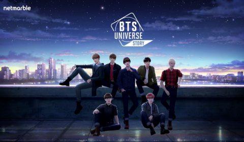 เกมมือถือใหม่ BTS Universe Story เปิดให้ลงทะเบียนล่วงหน้าแล้ววันนี้!