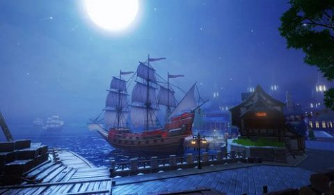 Sea of Dawn เกมส์มือถือใหม่ที่ได้แรงบัลดาลใจจาก Uncharted Waters เผยโฉมให้ได้รู้จักในงาน ChinaJoy 2020
