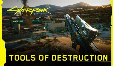 CD PROJEKT RED เปิดตัวคลิปใหม่ Cyberpunk 2077 พาคุณสำรวจ Life Path, อาวุธ และดนตรีของเกม จากงาน Night City Wire