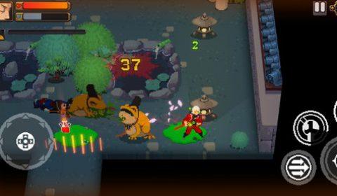 ตะลุยมันส์ฉบับคลาสสิคไปกับ Otherworld Legends เกมส์มือถือแนว Action สุดมันส์ในแบบ 8 Bit นักสำรวจดันเจี้ยนตามไปลองได้แล้ววันนี้ทั้งระบบ iOS และ Android