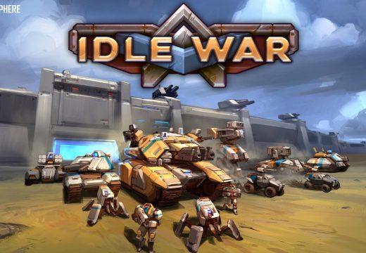 (รีวิวเกมมือถือ) Idle War Heroes เมื่อเกม IDLE มาในรูปแบบของเกมรถถัง!