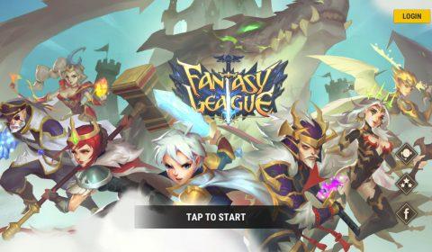 (รีวิวเกมมือถือ) Fantasy League เกมเทิร์นเบส RPG รวมเหล่าฮีโร่พิทักษ์โลก