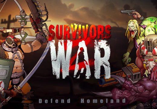 [รีวิวเกมมือถือ] สงครามเหล่าซอมบี้กระหายเลือดกำลังจะเริ่มอีกครั้ง Survivor War