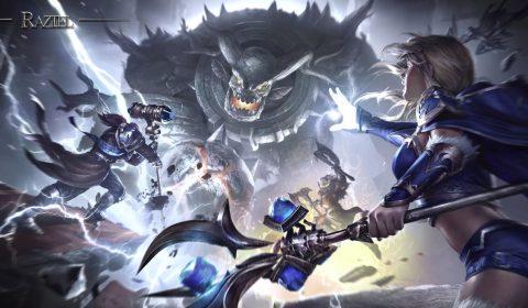 (รีวิวเกมมือถือ) Raziel เกม ARPG ธีม DARK Fantasy สไตล์ Diablo งานโคตรดีย์