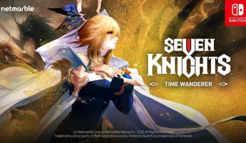 Seven Knights – Time Wanderer – เปิดตัวเว็บไซต์อย่างเป็นทางการแล้ววันนี้!