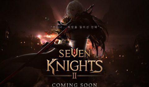 Netmarble เปิดเผยโลโก้ใหม่สำหรับ Seven Knights II พร้อมเผยเตรียมปล่อยรายละเอียดเพิ่มเติมเร็วๆ นี้