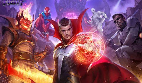 มาร่วมปลดปล่อยลาสเวกัสให้รอดพ้นจากจอมวายร้าย เมฟิสโต (Mephisto) ในการต่อสู้ครั้งล่าสุดของ MARVEL Future Fight